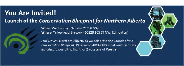 Launch of the conservation blueprint for northern alberta agm join cpaws northern alberta as we launch our conservation blueprint for northern alberta and conduct our annual general meeting malvernweather Choice Image