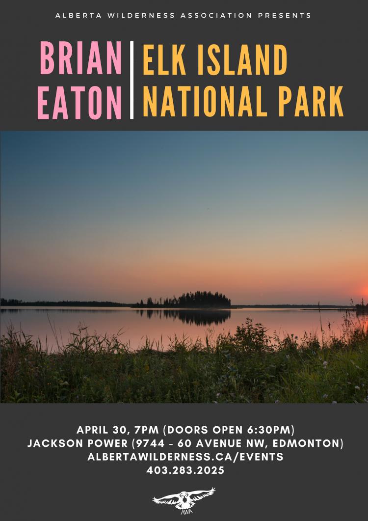 Brian Eaton | Elk Island National Park