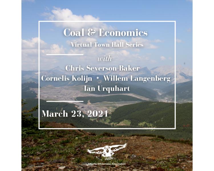 Coal & Economics: Virtual Town Hall Series