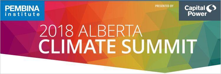 2018 Alberta Climate Summit