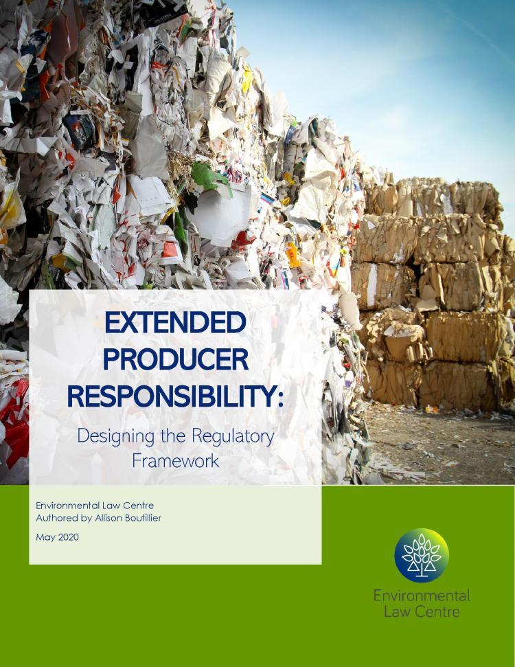 EPR Report Cover
