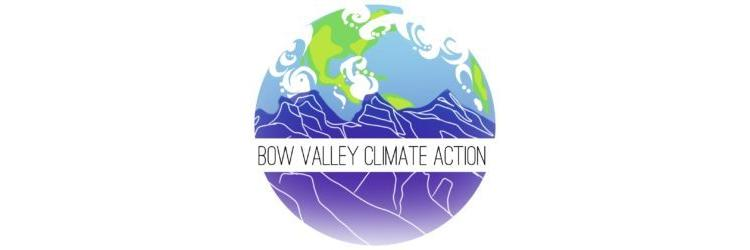 Bow Valley Climate Action logo