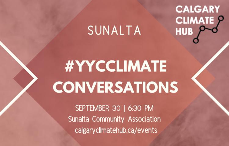 #YYCClimate Conversations