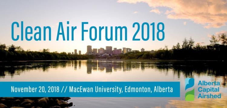 Clean Air Forum 2018 Banner.