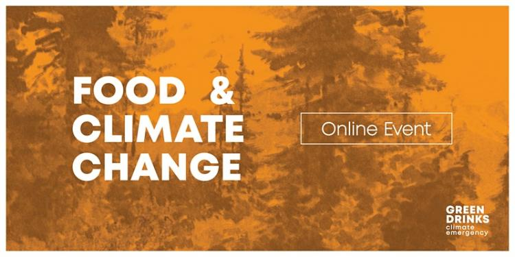 Online Event: Food and Climate Change