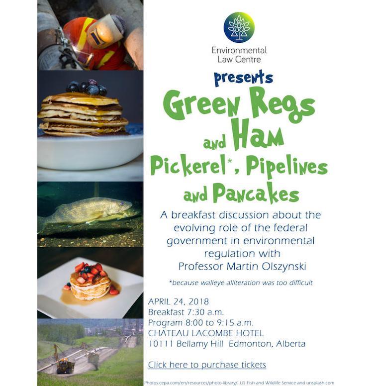 Green Regs & Ham - Edmonton - April 24 2018