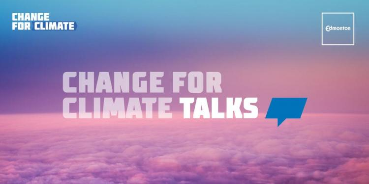 Change for Climate Talks Banner