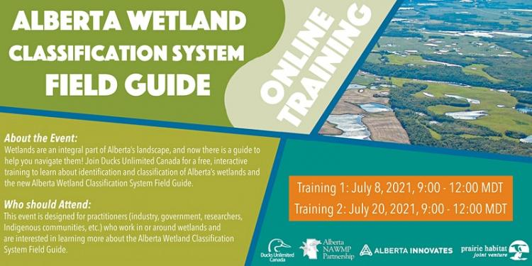 Alberta Wetland Classification System Field Guide Online Training