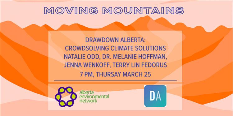 Drawdown Alberta: Crowdsolving Climate Solutions