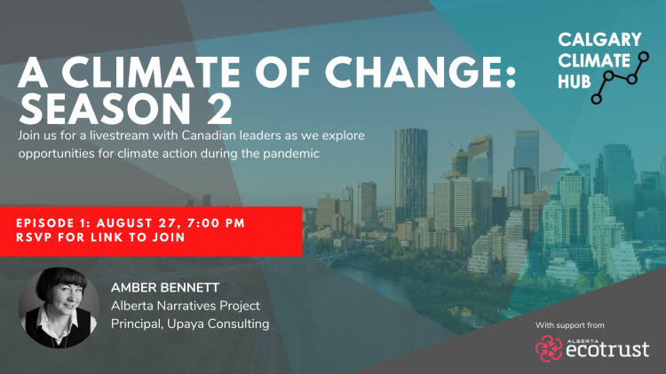 A Climate of Change, Season 2, Episode 1: Amber Bennett