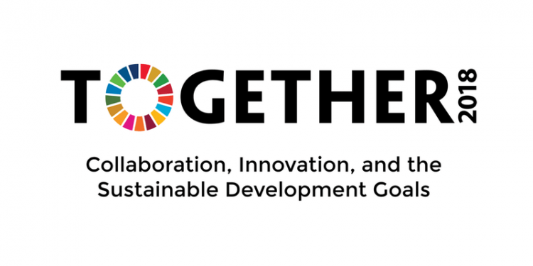 Together 2018 logo