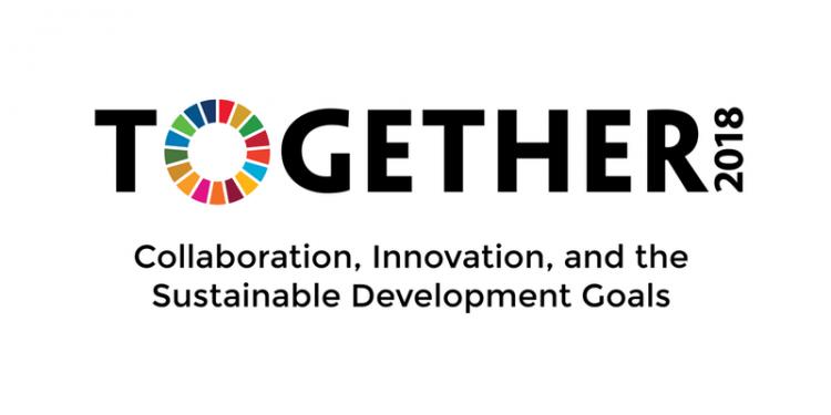 Together 2018 logo