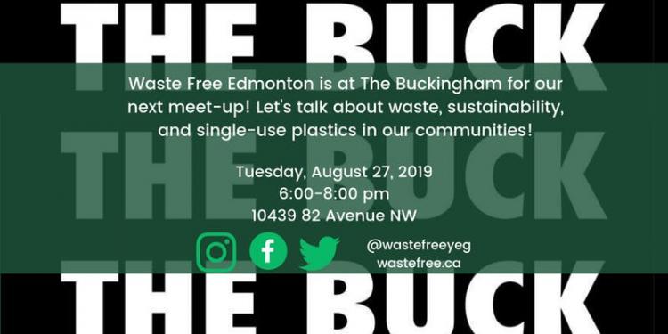 Waste Free Edmonton Meet Up