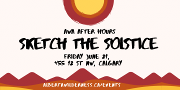 AWA After Hours: Sketch the Solstice