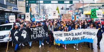 Edmonton Climate Strikers - photo